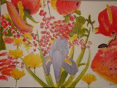 """""""Blumenallerlei"""" von  EMO"""