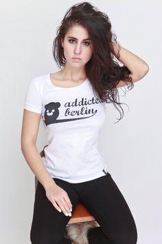 """Blacklabel """"ADDICTED2 #Berlin"""" #TShirt von #ADDICTED2 Berlin auf Etsy"""
