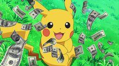 عائدات بوكيمون جو مليوني دولار يوميا - عالم التقنية