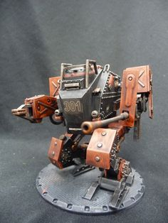 light mechs I think from dust tactics