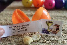 Crafty Texas Girls: Resurrection Eggs: A Free Printable Craft
