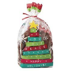 Conj. 20 Sacos Árvore de Natal