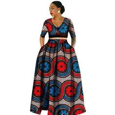 Women african Tradition 2 Piece Plus Size Africa Clothing Fashion Designs Dashiki african wax… Women african Tradition 2 Piece Plus Size Africa Clothing Fashion Designs Dashiki african wax prints for women clothing at. African American Fashion, Latest African Fashion Dresses, African Print Fashion, Africa Fashion, African Style, African Dresses For Women, African Attire, African Traditional Dresses, Mode Inspiration