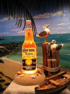 We received this amazing looking photograph of a Corona Shine Lamp. Steve Collins from Collins Bar Lamps has created this unique Beer Bottle Lamp. We are always thinking of our readers, so before p…