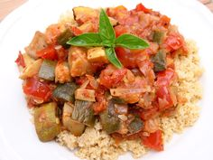 Crockpot Ratatouille via prettykittenskitchen
