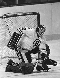 Official Site of the National Hockey League Hockey Goalie, Ice Hockey, Nhl, Boston Bruins Goalies, Bobby Orr, Goalie Mask, Boston Sports, National Hockey League, New York Rangers