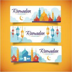 Free Download Ramadan Greeting Cards Banners http://www.cgvector.com/?s=ramadan