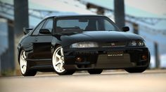 nissan skyline gtr 33   Nissan Skyline GT-R R33 V-Spec (Gran Turismo 6) by Vertualissimo