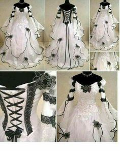 Plus Size Black Wedding Gowns . 30 Plus Size Black Wedding Gowns . Romantic and Traditional Wedding Dresses Black Wedding Dresses, Prom Dresses, Wedding Black, Event Dresses, Victorian Wedding Dresses, Steampunk Wedding Dress, Sexy Dresses, Summer Dresses, Formal Dresses