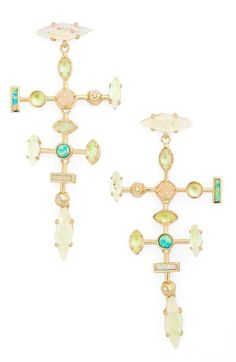 Kendra Scott Teagan Drop Earrings available at #Nordstrom