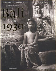 Bali in the 1930's