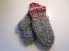 Knit Mittens, Knitting Projects, Knit Crochet, Gloves, Socks, Knits, Braids, Fashion, Fingerless Gloves