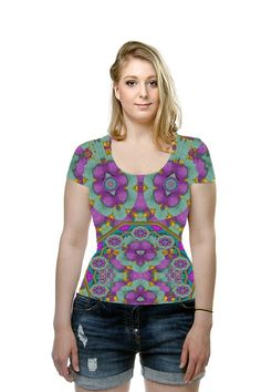 By Pepita Selles. All Over Printed Art Fashion T-Shirt by OArtTee