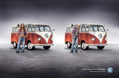 So sorry you are not a Volkswagen