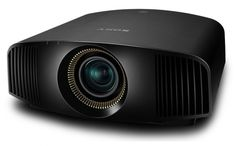 Sony VPL VW520ES Home Cinema Projector. The Sony VPL-VW520ES Home Cinema Projector features advanced SXRD panel technology delivers incredible 4K images with four times the resolution of Full HD. Black.