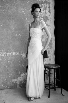 Savoir Faire Gown in SHOP Sale at BHLDN