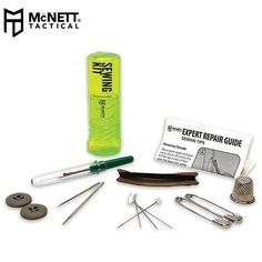 71 Best Field Repair Amp Sewing Kit Images Knives Tools
