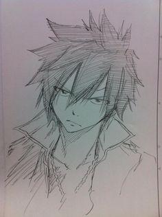 Randomosity • juvia-and-gray: Gray-sama ♥ by Hiro Mashima...
