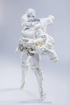 Coreplay核玩 - 1/6 極度深糊 深潛少女 & 位面潛者 DeepBlur-Diver & DeepBlur-PhaseDiver   玩具人Toy People News