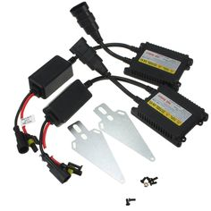 Pair DC12V Slim HID Replacement Ballast Xenon Conversion Kit Universal  Worldwide delivery. Original best quality product for 70% of it's real price. Buying this product is extra profitable, because we have good production source. 1 day products dispatch from warehouse. Fast & reliable...
