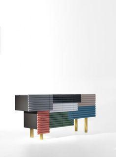 Nipa Doshi & Jonathan Levien . shanty, by BD Barcelona Design
