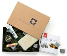 Birchbox subscription. 49 more gift ideas for #FathersDay: http://www.menshealth.com/best-life/fathers-day-gifts?cm_mmc=Pinterest-_-MensHealth-_-Content-BL-_-FathersDayGifts