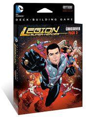 H.I.V.E AGENT DC Comics Deck Building Game TEEN TITANS card