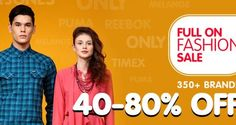 Snapdeal 23-24 January Full on Fashion Sale : Snapdeal 26 January Republic Day Sale offer - Best Online Offer