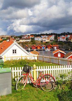 Sweden, Part 1 {Gothenburg, Marstrand, Villa Sjotorp, Lysekil, Fiskebackskil} | Plain Chicken