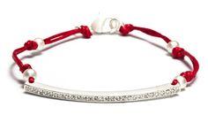 The Red Philo Bracelet