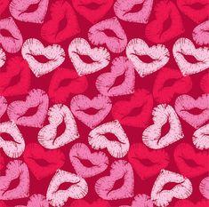 Seamless Valentine Print 32 by DonCabanza.deviantart.com on @DeviantArt