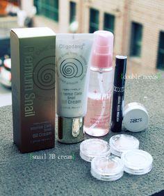 #oligodang #cosmetic #makeup #hair #K-beauty 올리고당 메이크업 인텐스케어 스네일 비비크림 루미너스 여신광채 미스트 더블니즈 마스카라 06 브라운