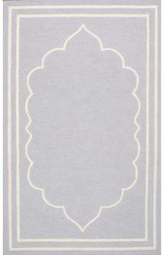 Simplicity VS172 Elegant Borders Rug