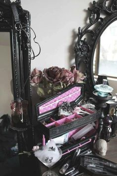Coffin Jewelry Box want cReepY crAfTs Pinterest Jewelry