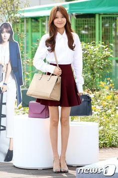 Sooyoung Attends DOUBLE-M Fansign Event
