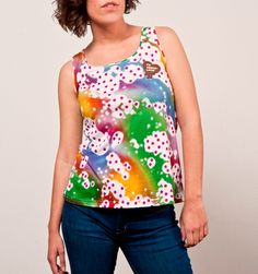 """I´m Choco-late (T-Shirt Aida Muse """"Three"""") Latest T Shirt, Muse, Floral Tops, Shirts, Collection, Women, Fashion, Moda, Top Flowers"""