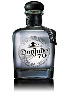 Don Julio '70' Limited Edition 70th Anniversary Tequila.Not just anyone will get their hands on this Don Julio '70 Limited Edition 70th Anniversary Anejo Claro Tequila.| spiritedgifts.com