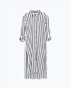 Summer in the city: our favorite shirt dresses to shop now (The Blonde Salad) The Blonde Salad, White Tunic, Minimalist Wardrobe, Wardrobe Basics, Boho, Zara Tops, White Tops, Shirt Dress, Shirts