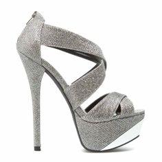 sexy disco shoe dazzle