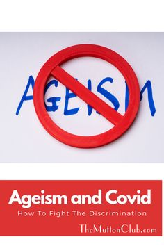 Ageism has long been the last socially acceptable prejudice. But Covid has shown us just how damaging it can be. Here's how to fight age discrimination so that you don't get marginalised as you get older. We all need to stand up to make change. Read this now or pin for later! Girl Tribe, Old Person, Fashion And Beauty Tips, Practice Gratitude, Life Plan, Social Issues, Positive Attitude, Getting Old, Vulnerability