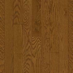 Bruce Plano Marsh Oak 3 4 In Thick X 2 1 4 In Wide X