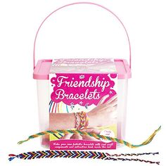 Friendship Bracelets Fun Tub - From Lakeland