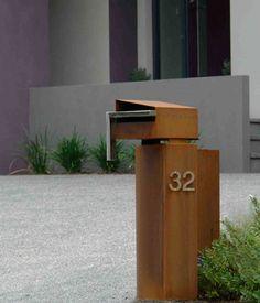 Jass Design | letterbox 32 | enlarged | Water Features, Sculptures, Kinetic Sculptures, Garden Decor |