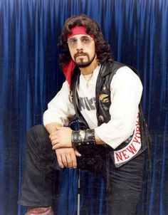 """Old School Bikers"" .... Chuck Zito ... A motorcycle lover, Zito established the ""New Rochelle"" Motorcycle Club which later merged with the Ching-a-Ling Nomads.... Zito would later leave the Nomads and join the ""Hells Angels""... In 1984, Zito helped establish the Hells Angels New York Nomad Chapter and became the chapter's president. In 2005, Zito left the Hells Angels, after 25 years, to focus on his acting career"