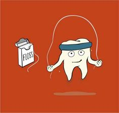 Flossing is the way to keep your teeth healthy. Children's Dentistry of Trappe, pediatric dentist in Trappe/Collegeville, PA @ www.childrendentistryoftrappe.com