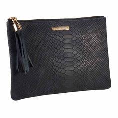 desiary.de - All in One Bag, Clutch, schwarz