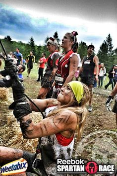 Part II ~ @Spartan Race Super: Getting Down and Dirty!