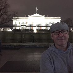 I'm a man of the people. Even I like to take a selfie outside my house from time to time. Welcome to my Instagram. by kevinspacey