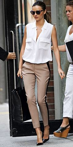 MIRANDA KERR photo | Miranda Kerr - Click image to find more Women's Fashion Pinterest pins