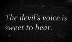 Devil...